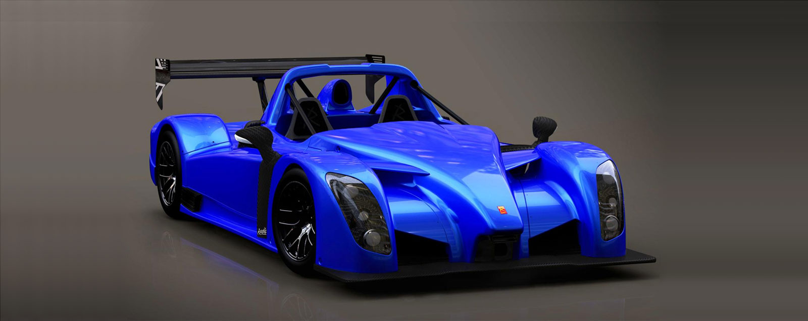 The New Radical SR8 RSX