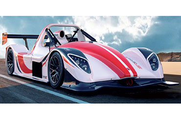 Radical Launches New SR3 RSX