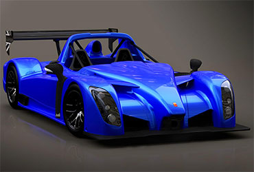 Radical Launches New SR8 RSX