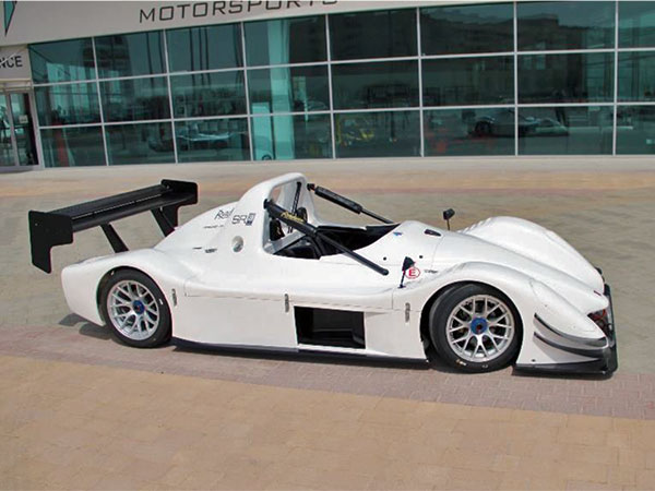 Radical SR3 RS - 2014