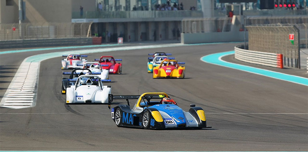 radical racing yas marina