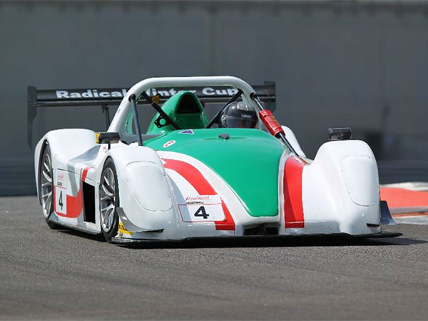 radical sr3 rs 2009 green